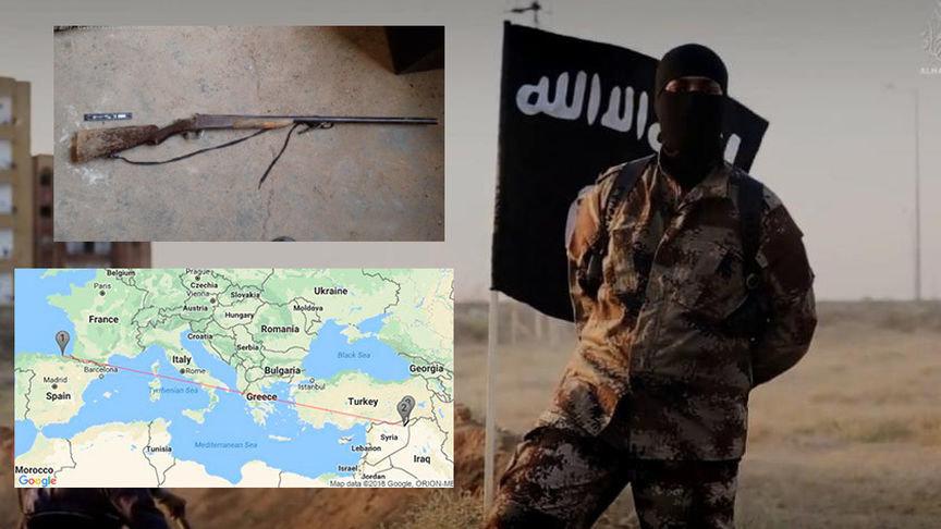 Así llegan los fusiles y balas españolas a manos del Estado Islámico