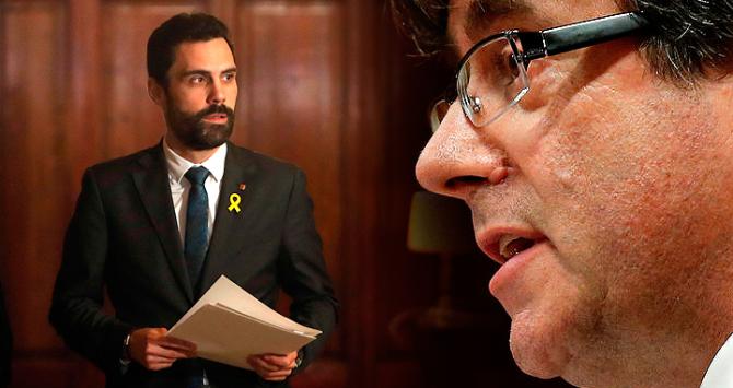 ERC da un ultimátum a Puigdemont