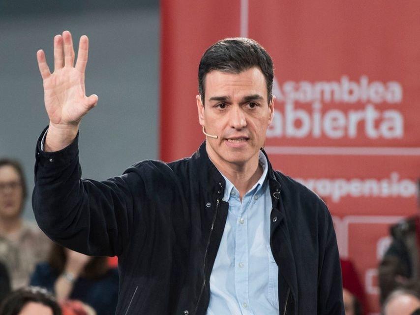 Esta semana Sánchez ha cometido cinco errores