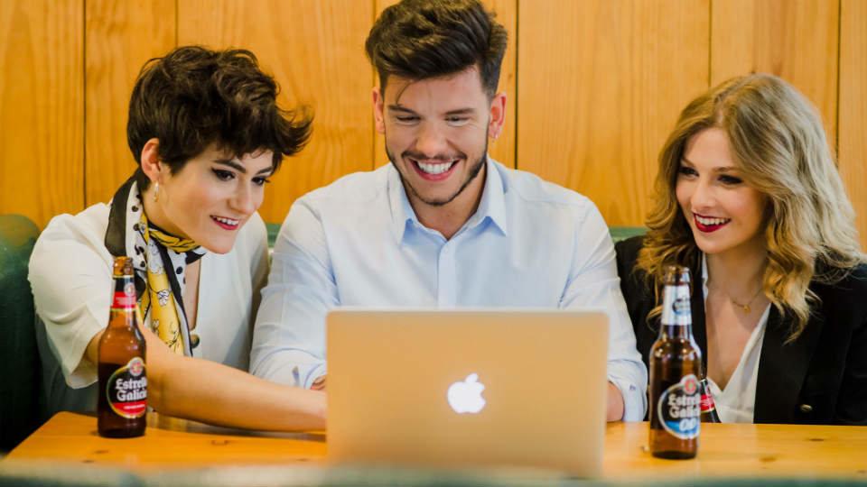 Estrella Galicia recibe más de 130 proyectos emprendedores