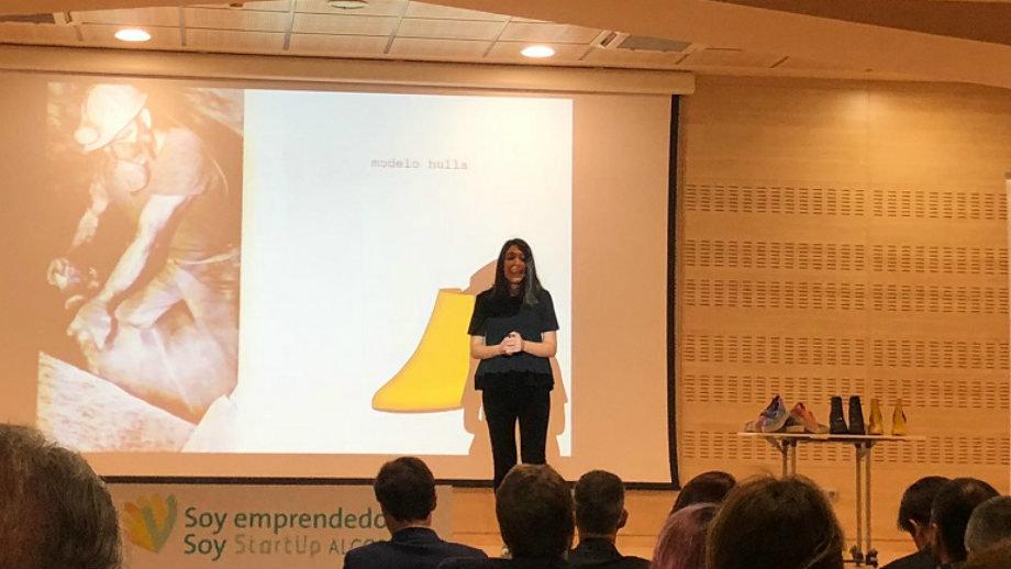 """Premio a un calzado español que """"cuenta historias"""""""
