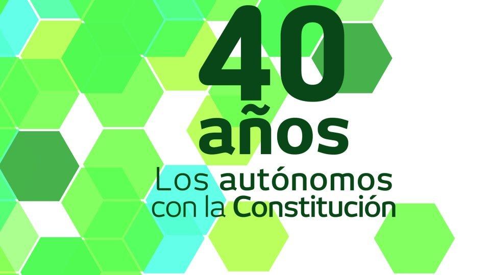 Los autónomos junto a la Constitución en su 40 aniversario