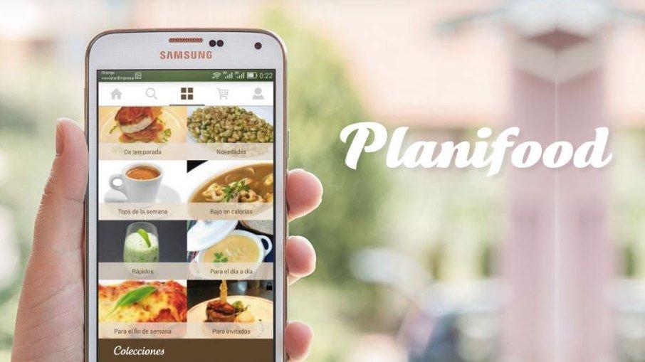 """Una app soluciona el problema: """"¿Qué comemos hoy?"""""""