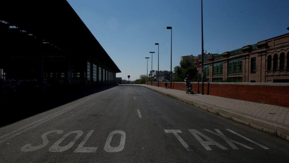 El taxi de Madrid convoca una huelga indefinida a partir del 21 de enero