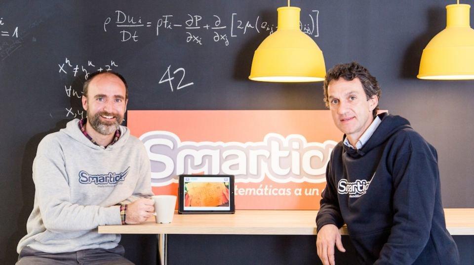 Medio millón de niños utilizan un programa online para mejorar en matemáticas