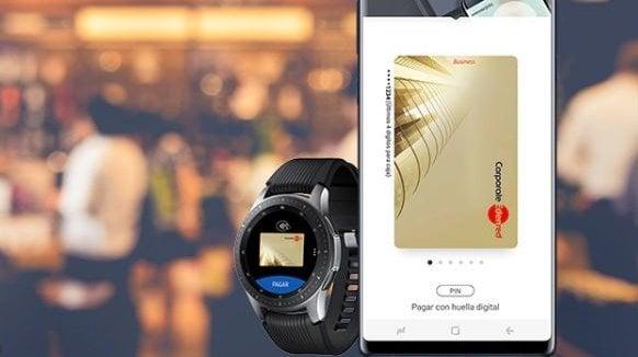 Los usuarios Ticket Restaurant ya pueden pagar con Samsung Pay