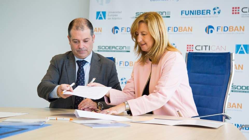 ATA-Cantabria y FIDBAN colaborarán para favorecer el emprendimiento
