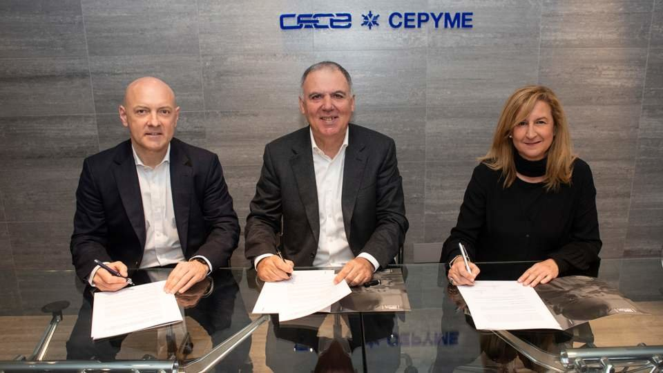 ATA Cantabria se incorpora en la CEOE-CEPYME de Cantabria