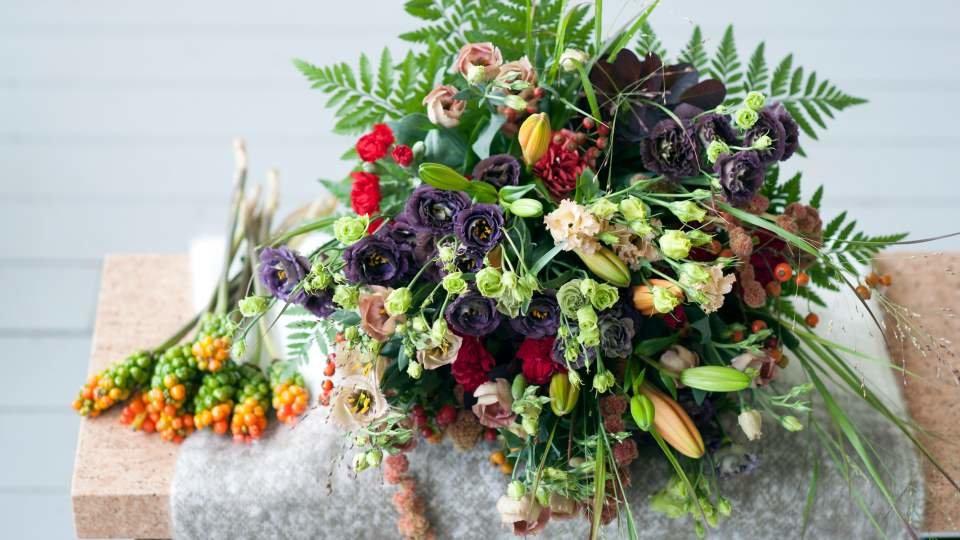 Las floristerías mueven 600 millones de euros al año